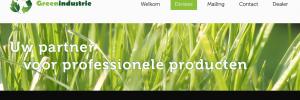 Bedrijfswebsite Greenindustrie